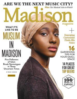 Muslim in Madison