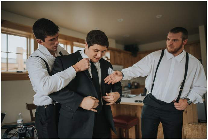 mccall wedding