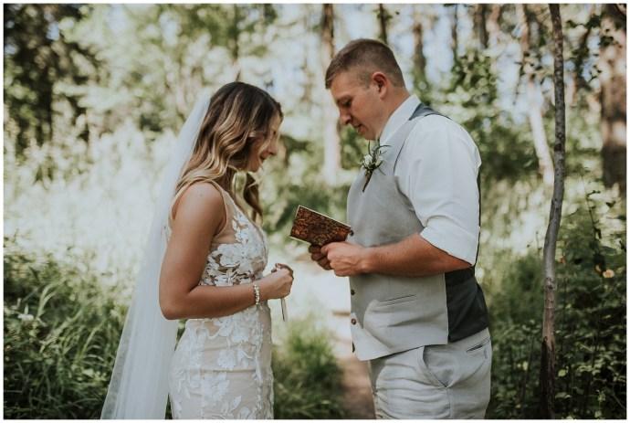 Moscow Idaho Wedding