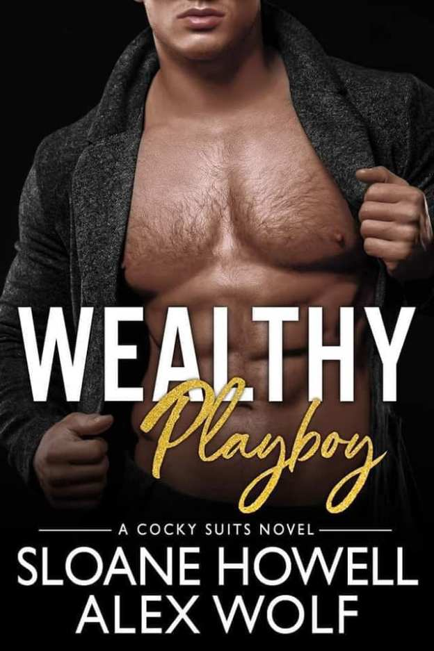 Book Cover Wealthy Playboy