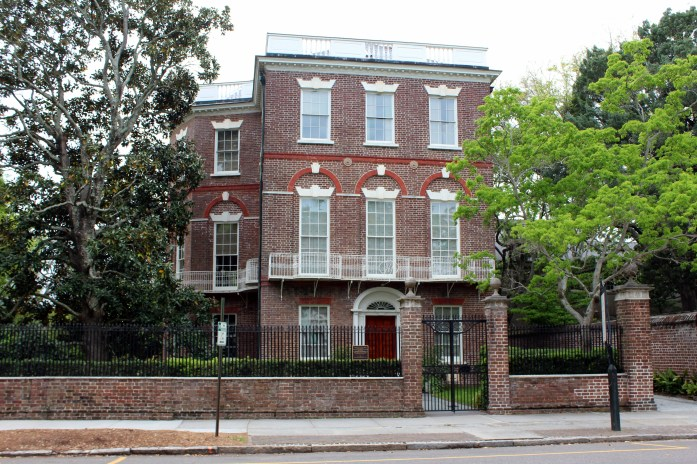 """""""Charleston - South of Broad: Nathaniel Russell House"""", photo by Wally Gobetz, shared using the creative commons license."""