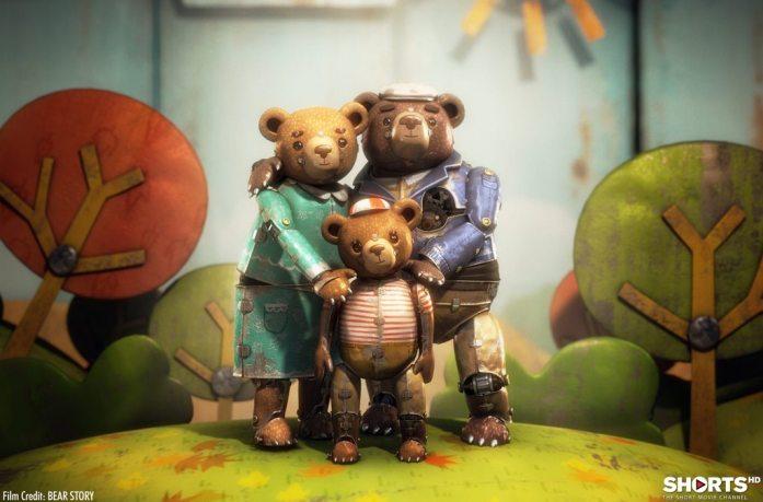 "© ""Bear Story"" Film"