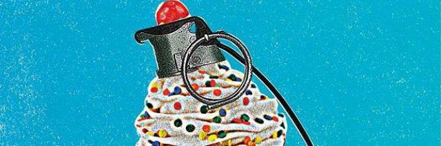 dietland - cupcake grenade