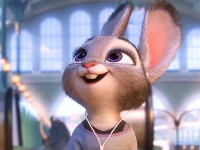 Zootopia - Judy arrives