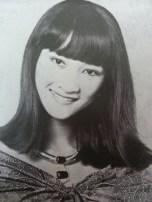ROWENA YEO VEE LIN, Runner-Up, Super Model of the World, Malaysia 1988