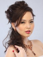 JANET BENNET, Miss Malaysia World 2011-Miss Photogenic, Miss Fair and Lovely 2009