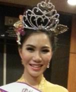 DESIREE TAN XIAO CI, 2nd Runner-Up Miss Malaysia Kebaya 2012, Miss Malaysia World 2011-Miss Talent