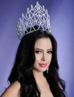GABRIELLA ROBINSON - Miss Tourism International 2011, Miss Malaysia Tourism 2011