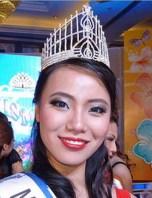 YONG WAN JUN, Miss Malaysia Tourism 2012