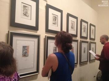Ausstellung Goya/Salvador Dalí