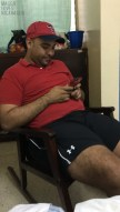 Carlos zu Besuch