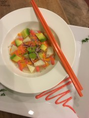 Valentinstag - Hauptspeise - Ceviche
