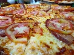 Pizza bei Imelda