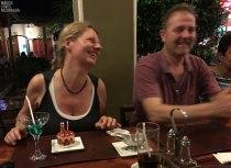 Abschiedsfeier Noel und Geburtstag Marijke