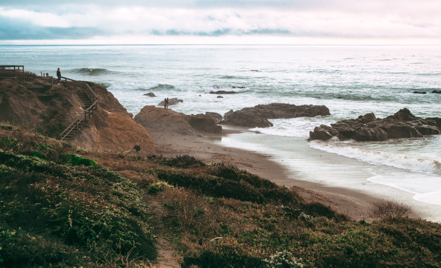 Escape to Cambria with my dogs