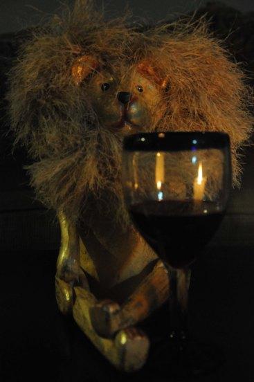 A nice glass of Merlot