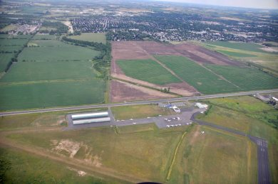 The Lindsay Airport
