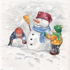 The Legend of the Snowman and Pictures (5/6)