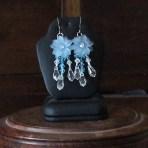 Matching earrings!