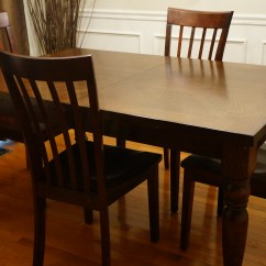 Kitchen And Dining Room Tables Wood Set Table Fort For Kids Maggie May 39s