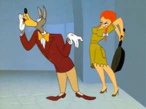 Tex Avery Wolf