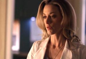 Zoie Palmer as Dr. Lauren Lewis