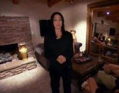 Heidi Fleiss at renovated brothel