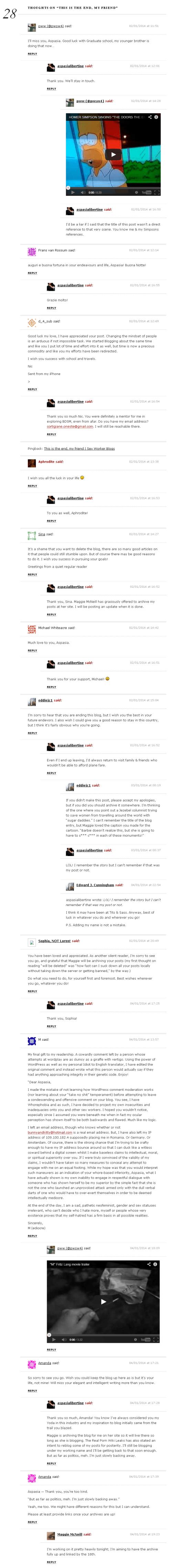 comments 1-2-14