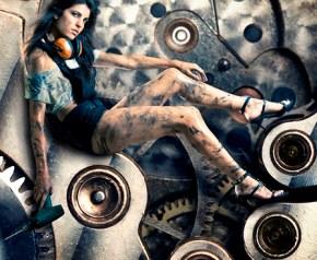 clockwork girl