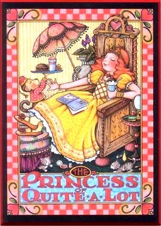 Princess of Quite-A-Lot