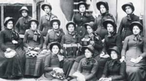 Salvation Army women