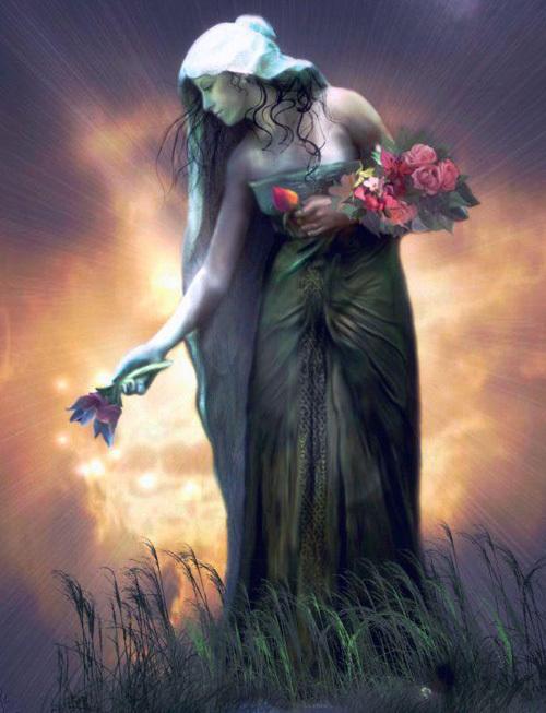 Ostara Witch