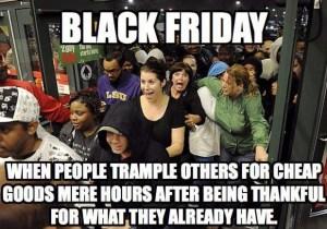 Black Friday meme