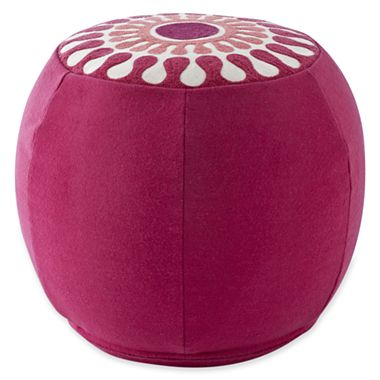 Happy Chic Katie Pouf $59