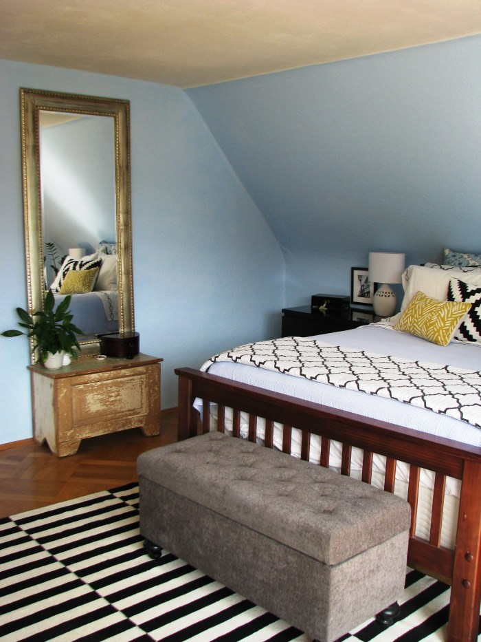 Room #2 – The Master Bedroom