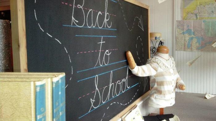 Chalk Art – Typography