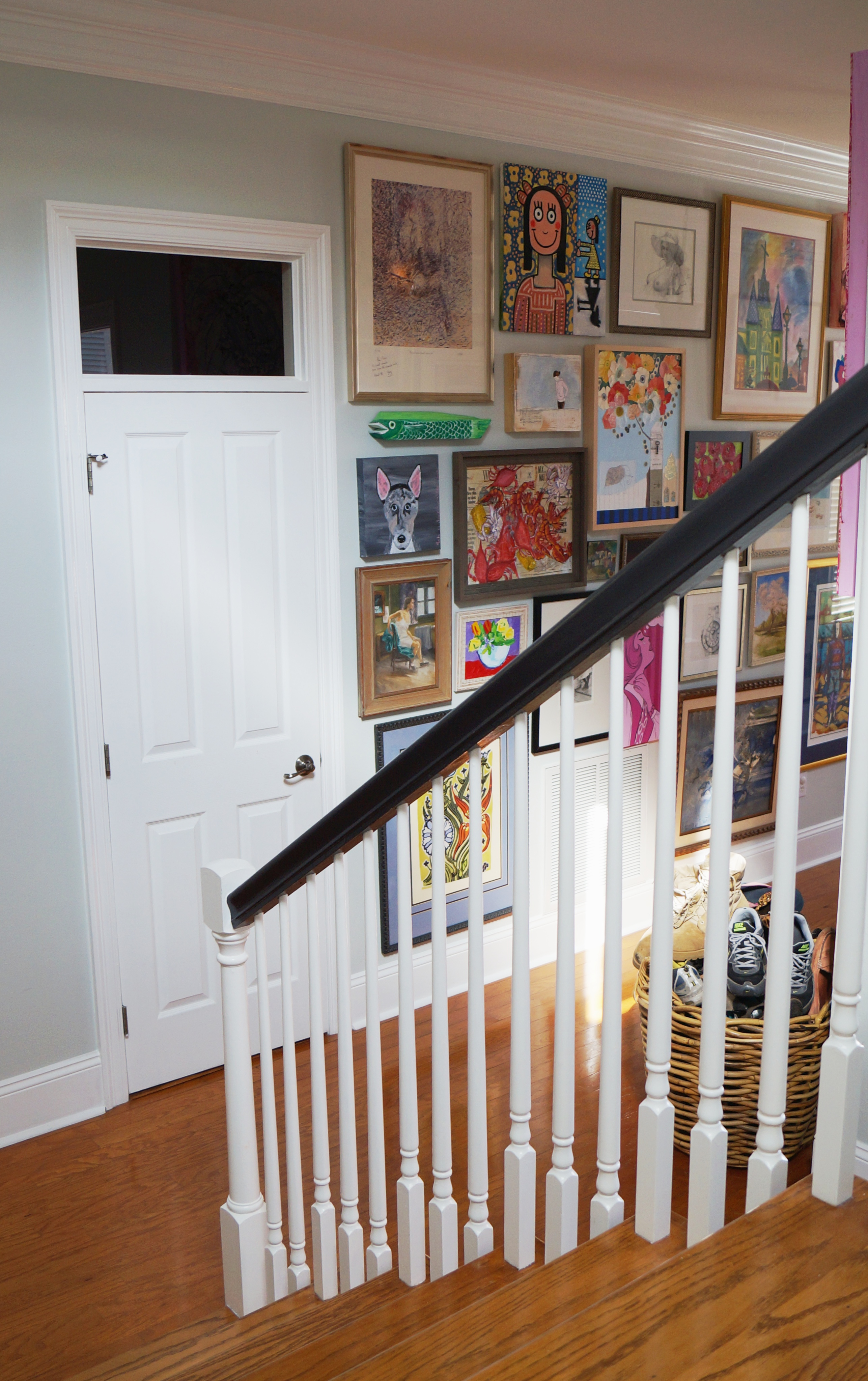 Upgrading Builder Stairs