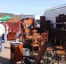 Flea market Germany