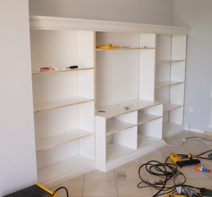 Built ins phase 3
