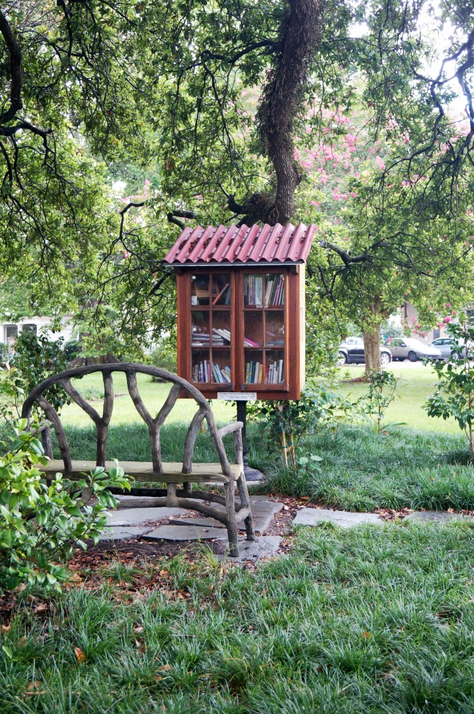 Little Free Libraries – New Orleans