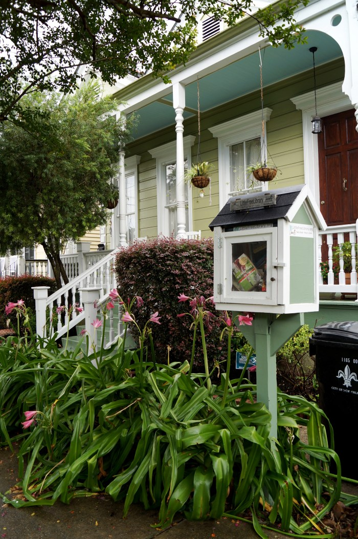Little Free Library New Orleans