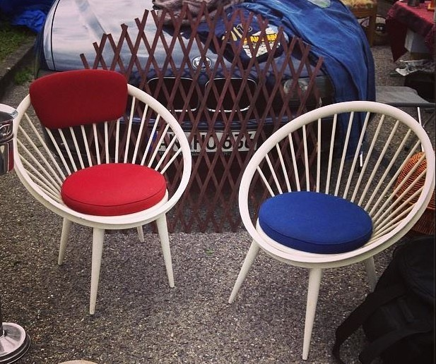 Circle Chairs get an Update
