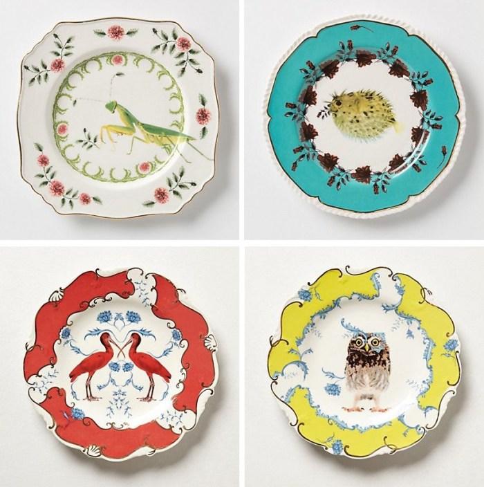 critter plates 4