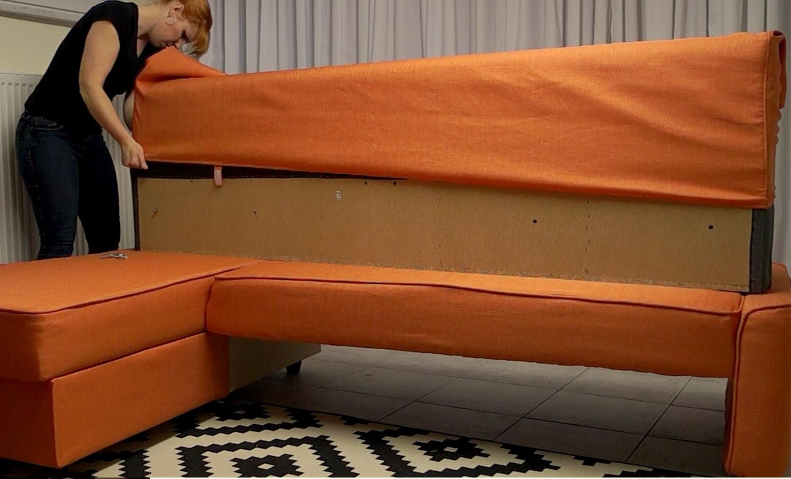 solsta sofa bed ransta dark gray review seattle rooms to go how disassemble ikea friheten ideas