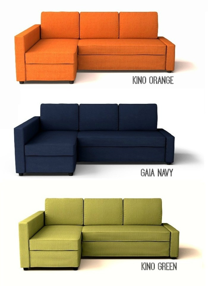 Comfort works color options