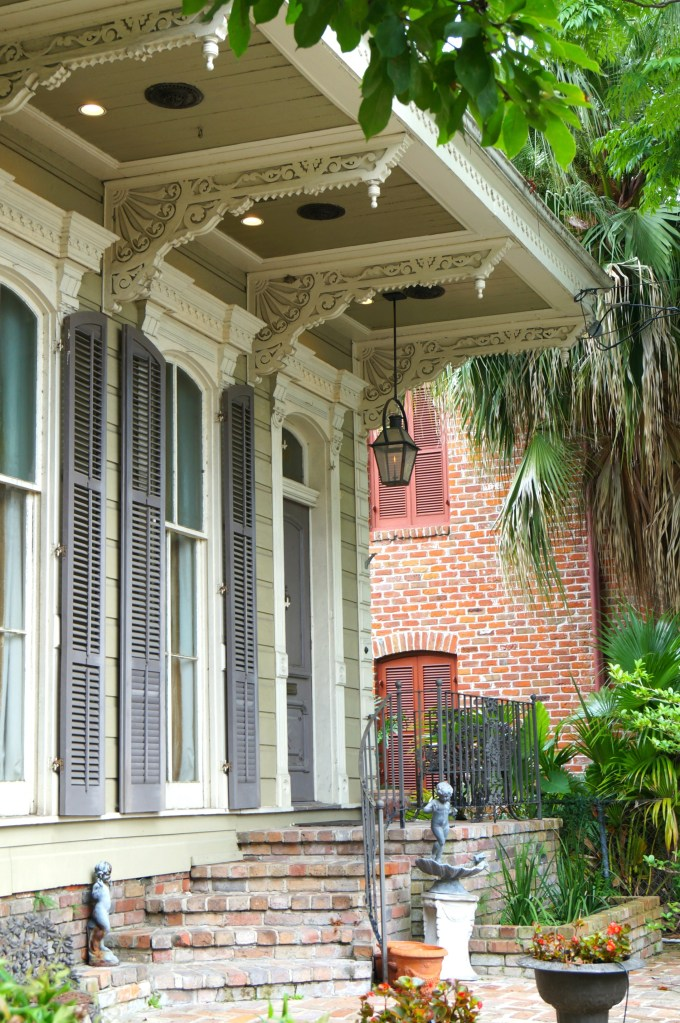 Uptown New Orleans Architectural Details