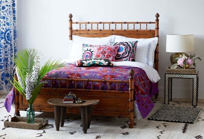 A Bamboo Look Bed, This could be the one!