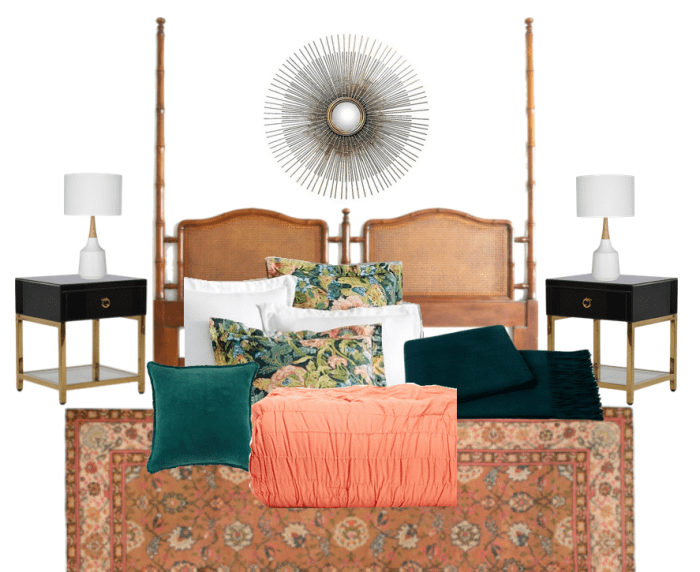 One Room Challenge Master Bedroom – Week Two