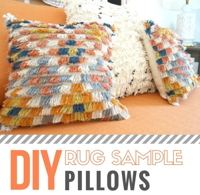 DIY-zipper-back-shag-rug-sample-pillow-decor-bohemian