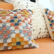 zipper-back-rug-sample-pillow-diy-decor-bohemian-shag